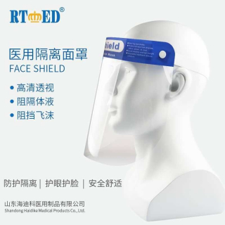 Face Shield with Padding