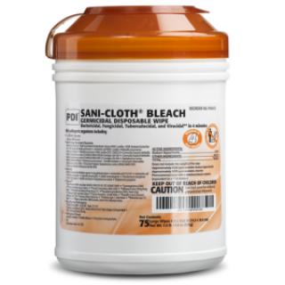 Sani-Cloth® Bleach Germicidal Disposable Wipes