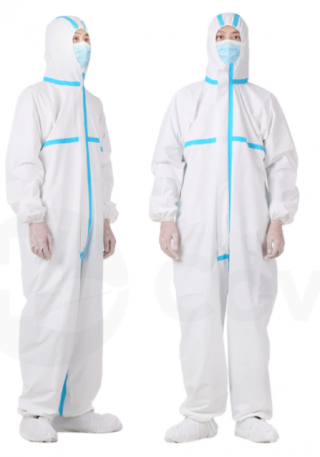 Surgical Suit (Sterile) (AAMI Level 3/Level 4)