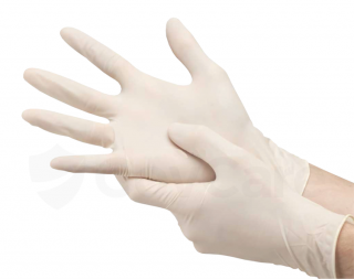 CE Certified, Latex Gloves