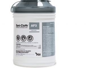 Sani-Cloth® AF3 Germicidal Disposable Wipes