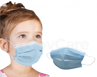 Disposable Kids 3-Ply Surgical Face Mask