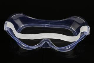 Outdoor Dustproof Anti fog Anti Saliva Protective Glasses with Custom Logo