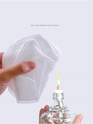 Non-woven disposable fashion quality ffp2 face mask