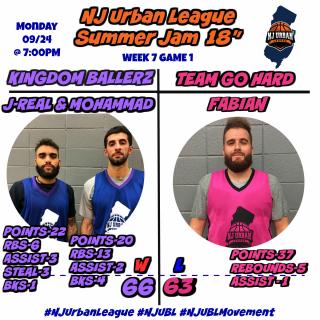 Week 7 Game 1