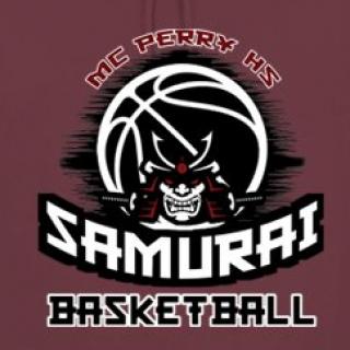 MC Perry Samurai Boys Basketball