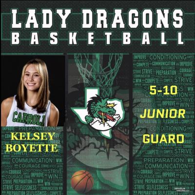 Kelsey Boyette Player Profile