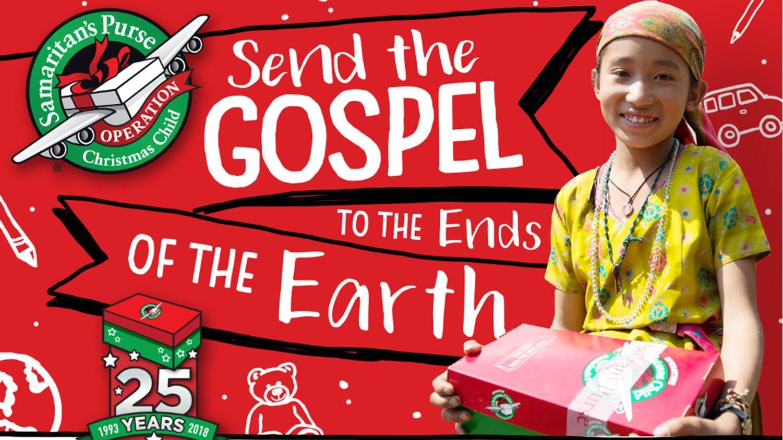 Operation Christmas Child.Operation Christmas Child Shoe Boxes Kingroad Church