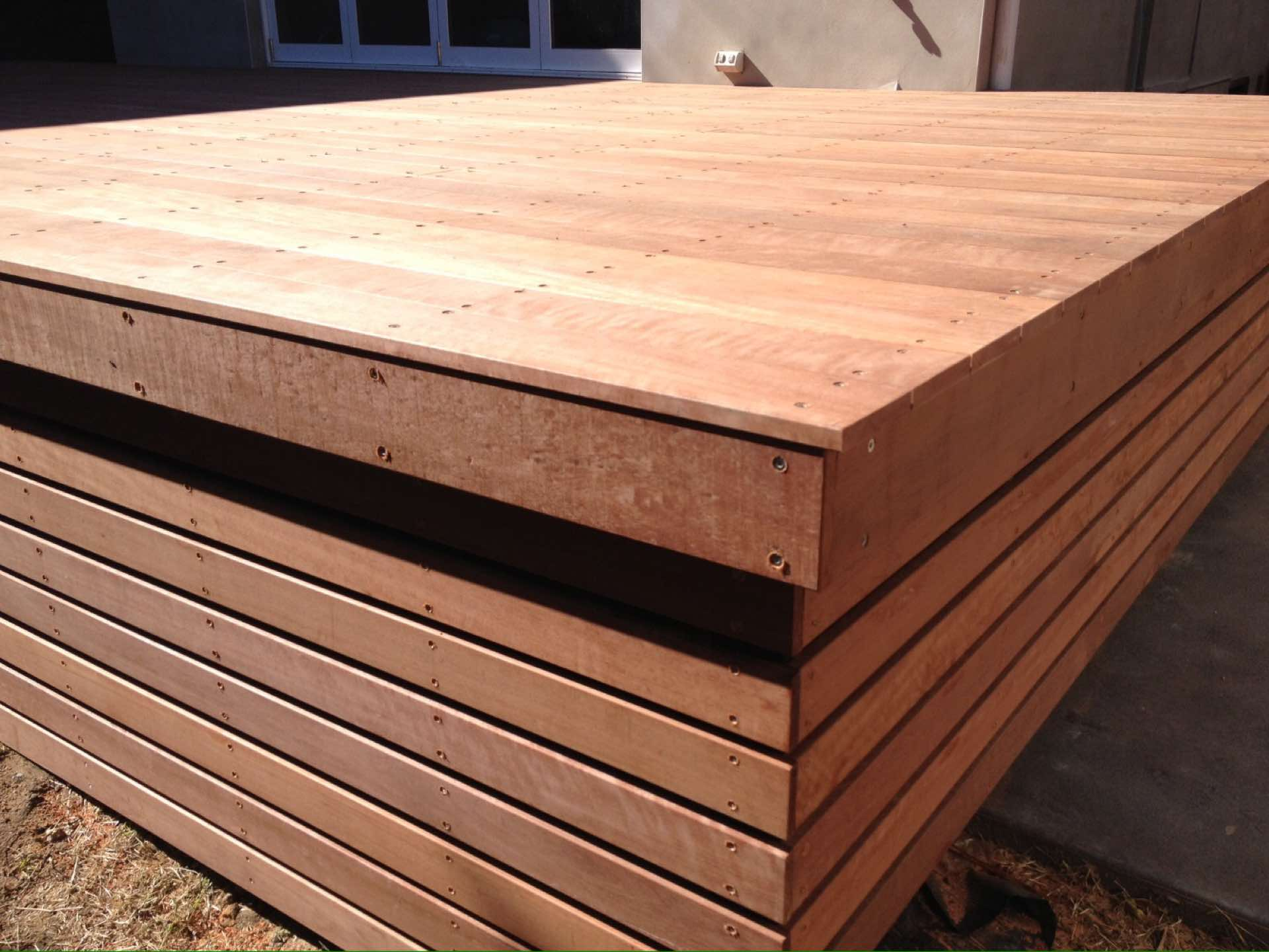 New deck for reno  Five Dock, NSW