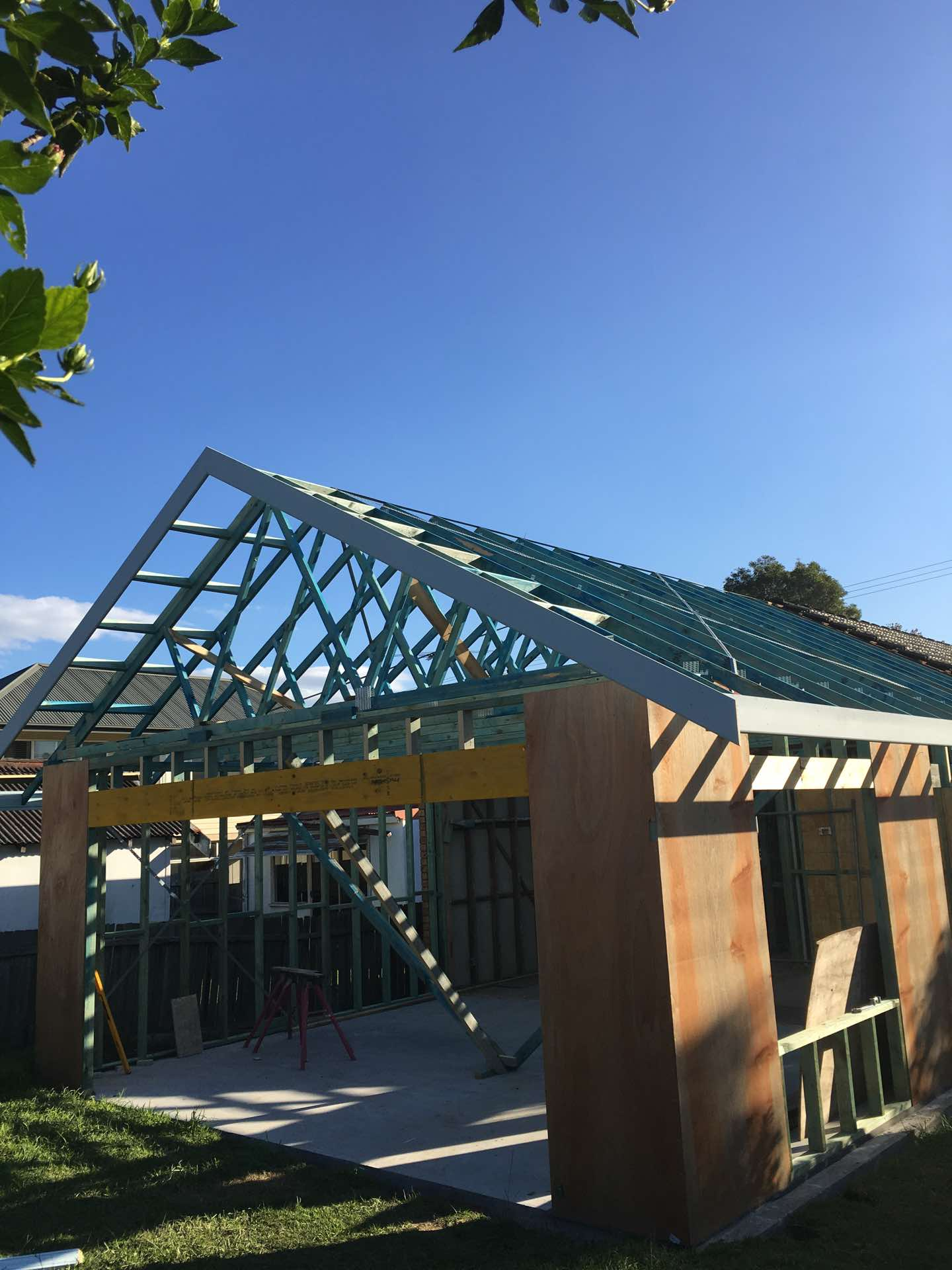 Extension for a growing family Manly Vale, NSW