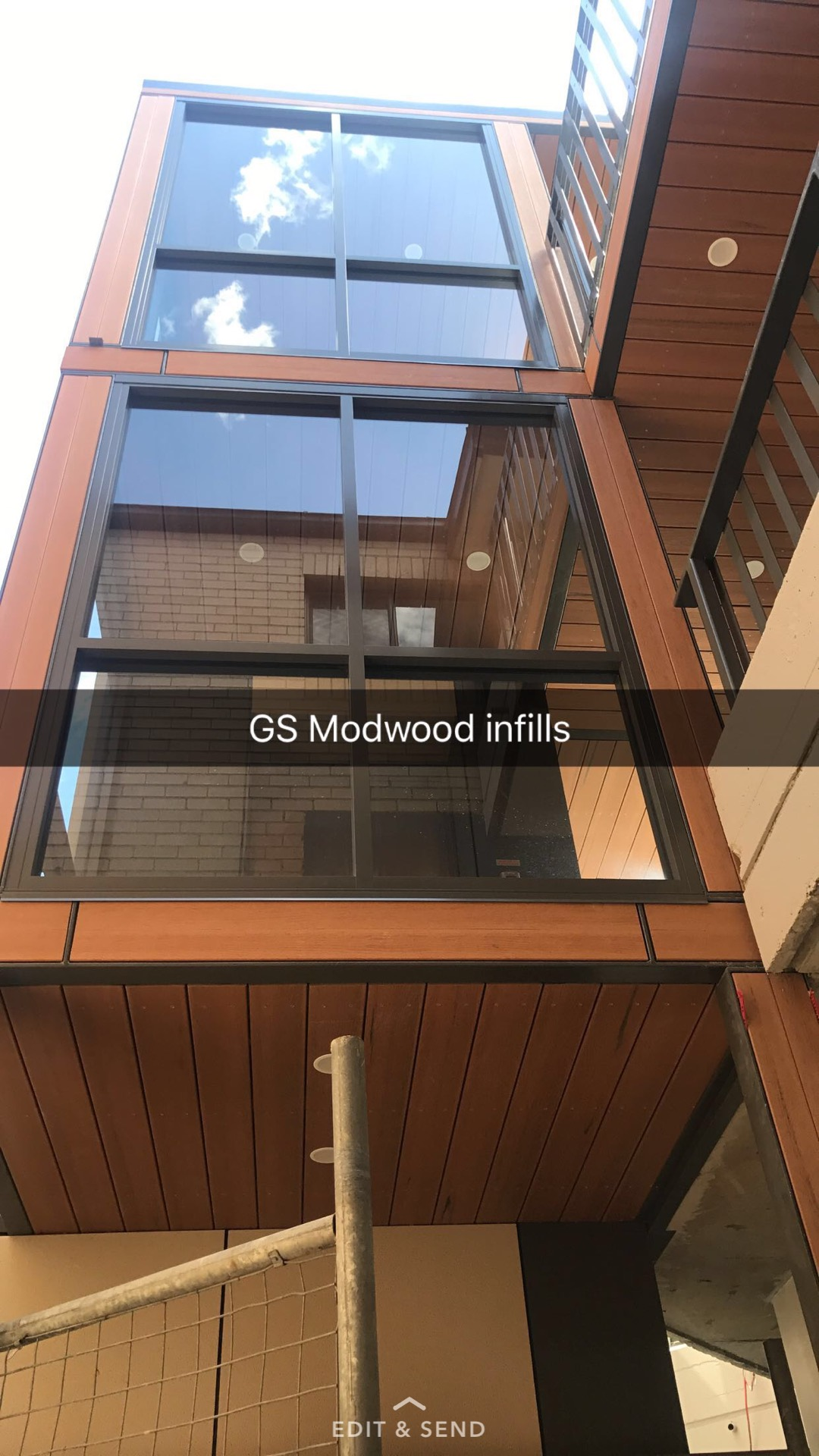 GS Modwood ceilings and infills  Ryde, NSW