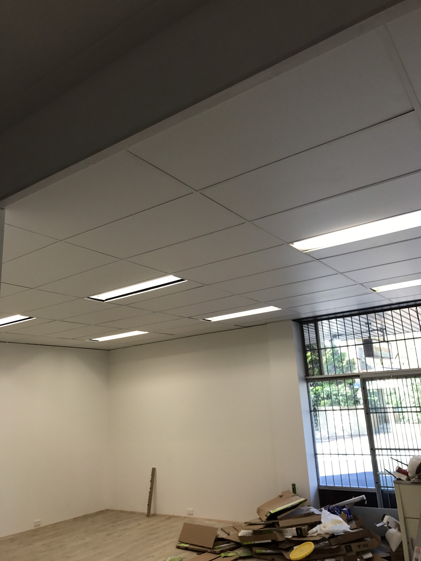 Sydney plastering group david degiorgio 11 projects 1 review new furring channel walls with 13mm plasterboard grid ceiling with vynal tiles naremburn nsw dailygadgetfo Gallery