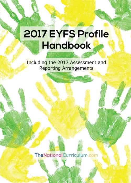 2017 EYFS Profile Handbook