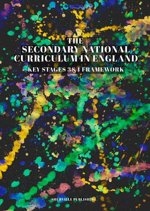The Secondary National Curriculum