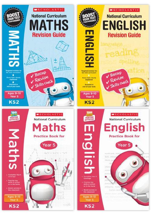 SATs Revision Packs | TheNationalCurriculum com