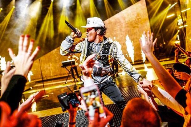 Bruno Mars en Mexico
