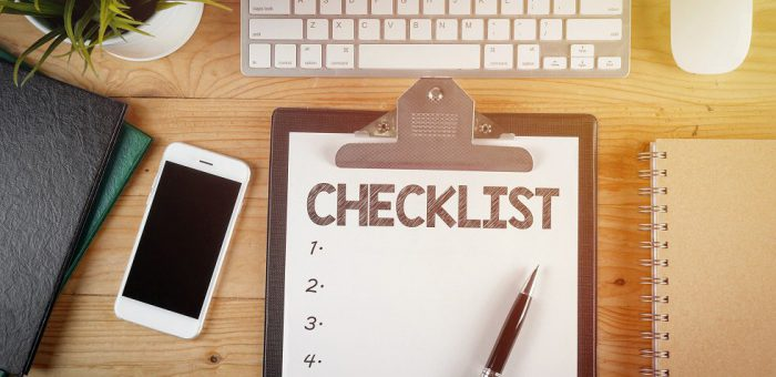 Checklist: Las 12 claves para el SEO perfecto