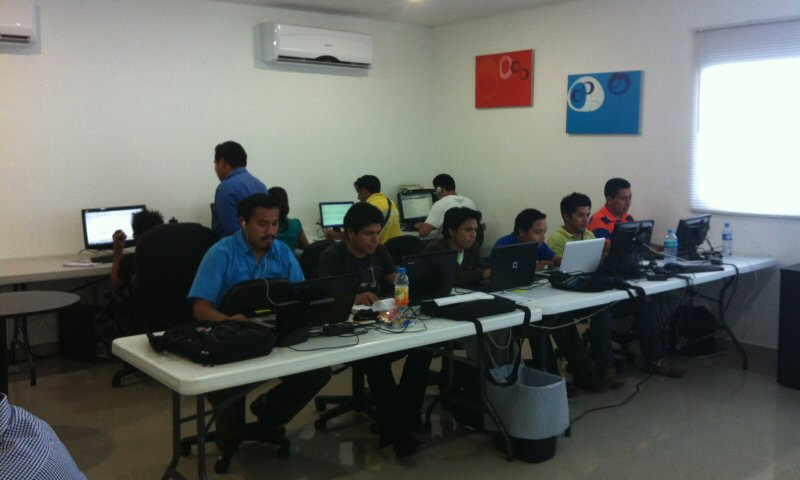 2012 Coworking
