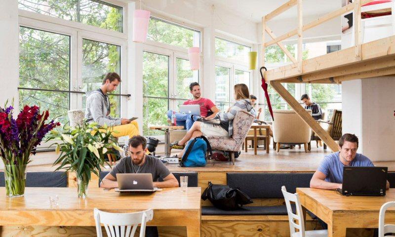 Betahaus Coworking Berlin