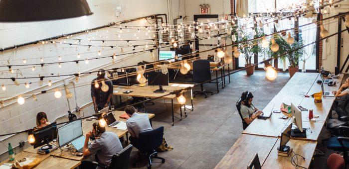El coworking y sus beneficios para los emprendedores
