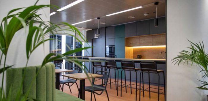 El interiorismo ayuda a mejorar los espacios de trabajo