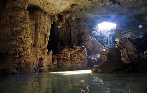 Cenote San Marcos