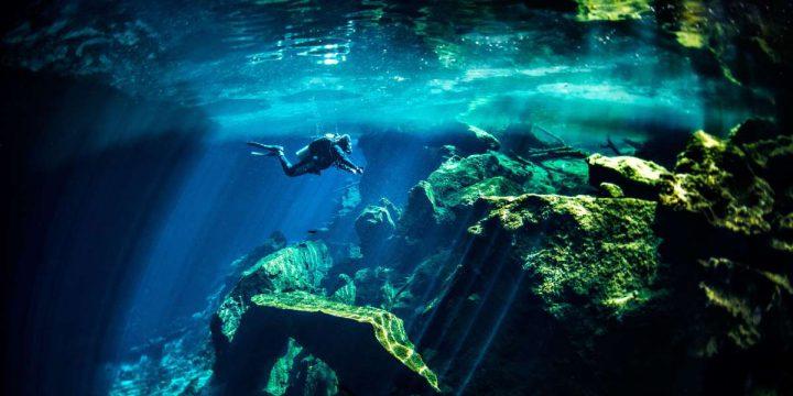 ¿Qué es un Cenote?