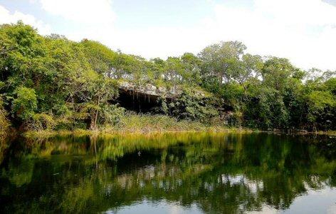 Cenote Sabak-Ha