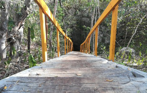 Cenote Kampepem