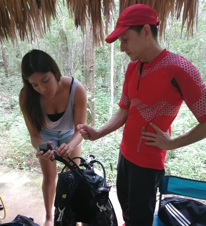 Diving Yucatan PADI Courses