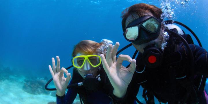 Cómo pasar tu curso Open Water Diver