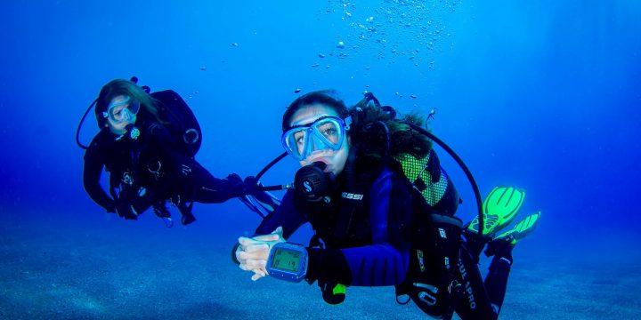 Preguntas comunes antes de tomar tu curso Open Water Diver