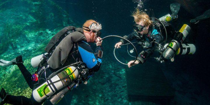 ¿Qué es scuba y que significa en el buceo?
