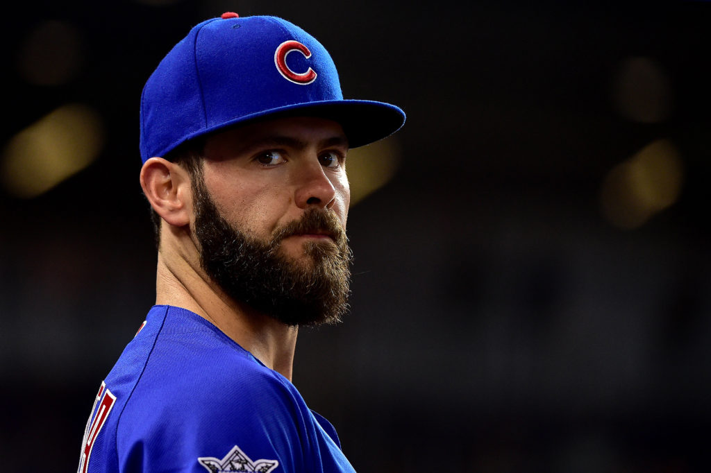Nationals are strongly considering signing Jake Arrieta