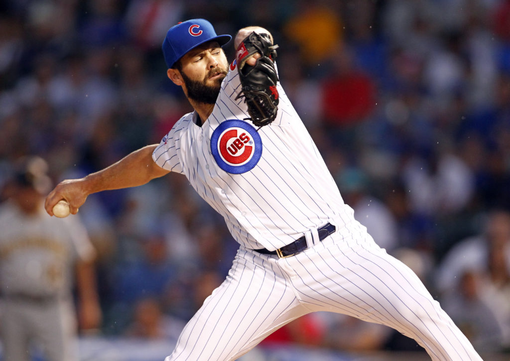 Cubs notes: Questionable calls, Wood's regression and a closet lefty – The Athletic