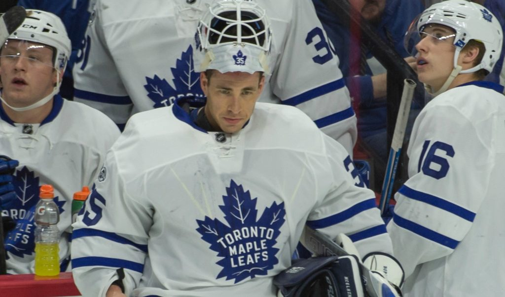 Meet Curtis Mcelhinney The Leafs Unflappable Underdog Who Took The Long Way To The Nhl