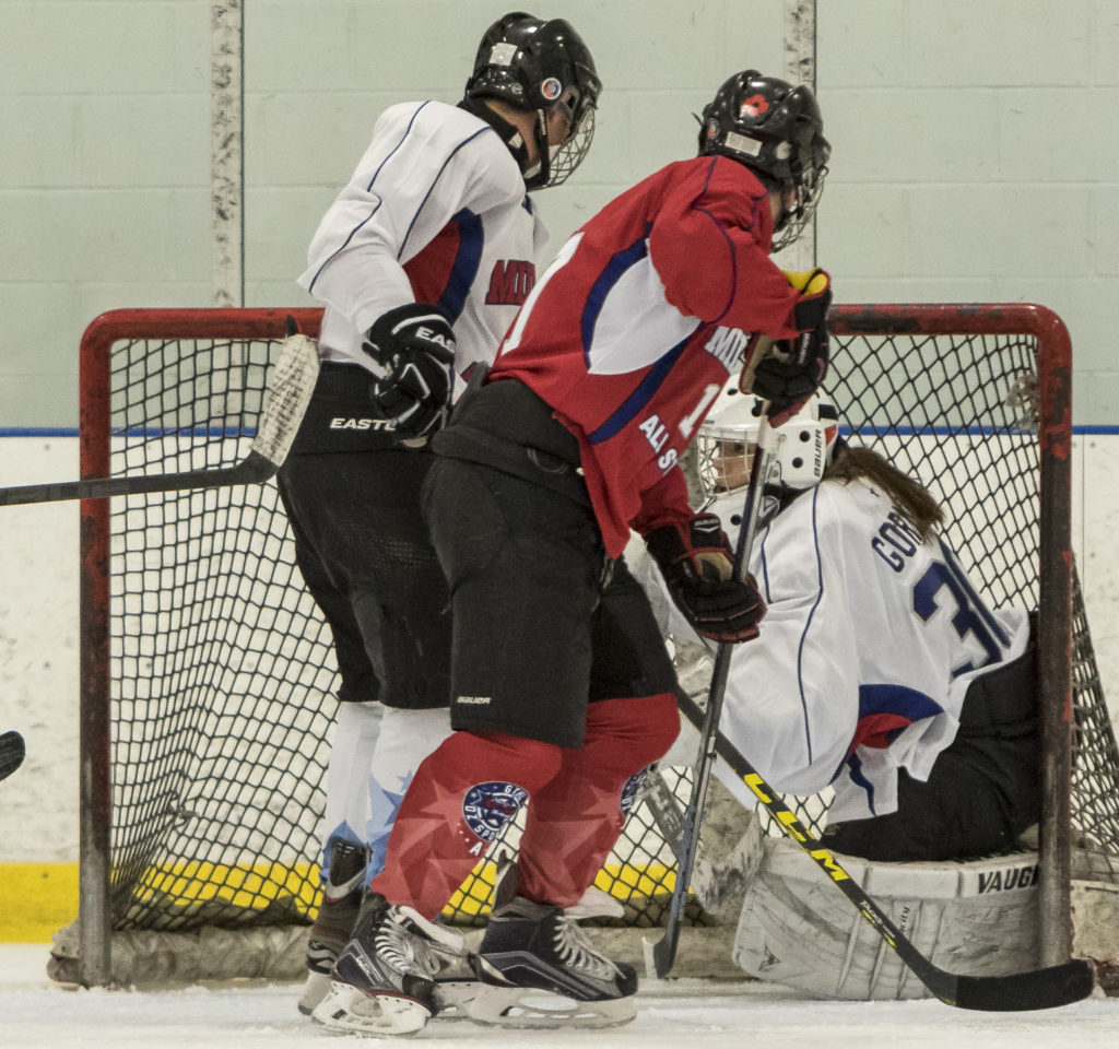 heralded playing on a boys gthl team faces the end of her