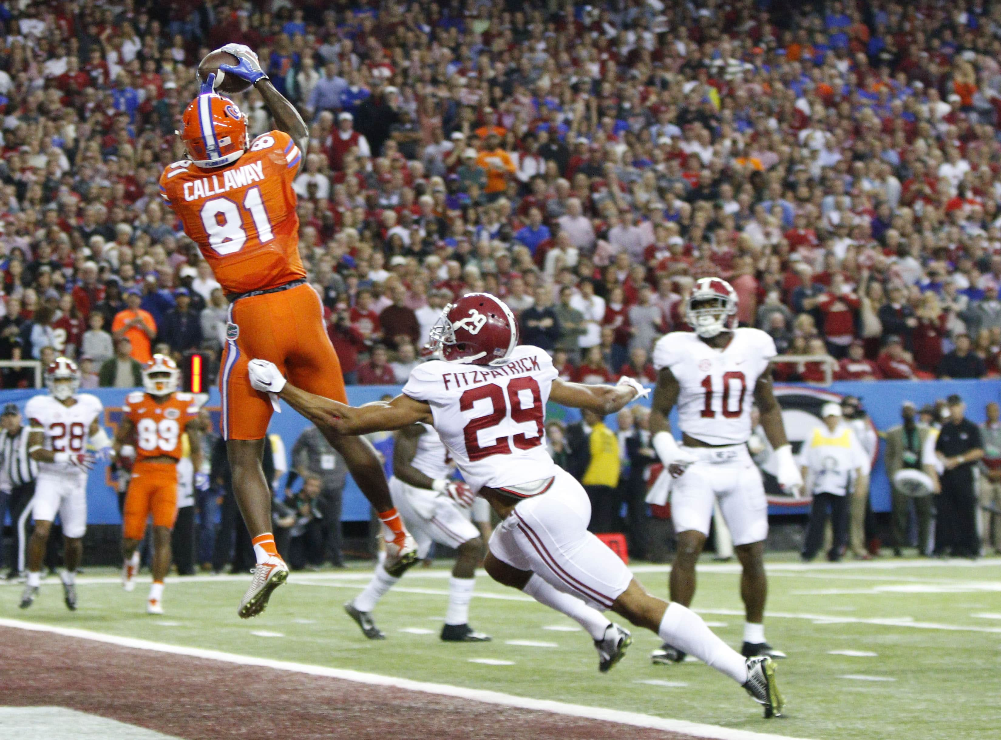 Antonio Callaway, 6 other Gators suspended for MI game
