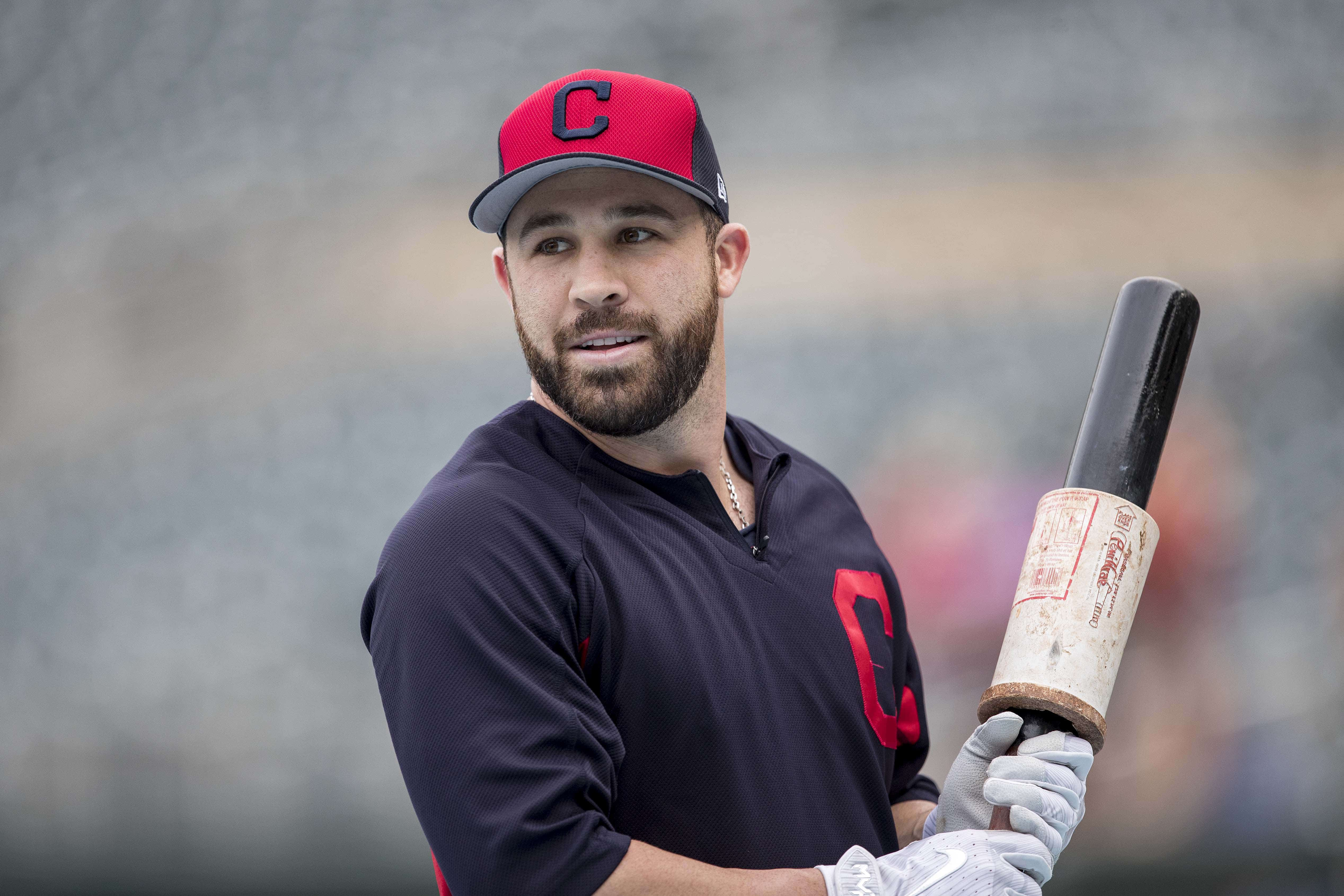 Indians' Jason Kipnis on DL again with hamstring injury