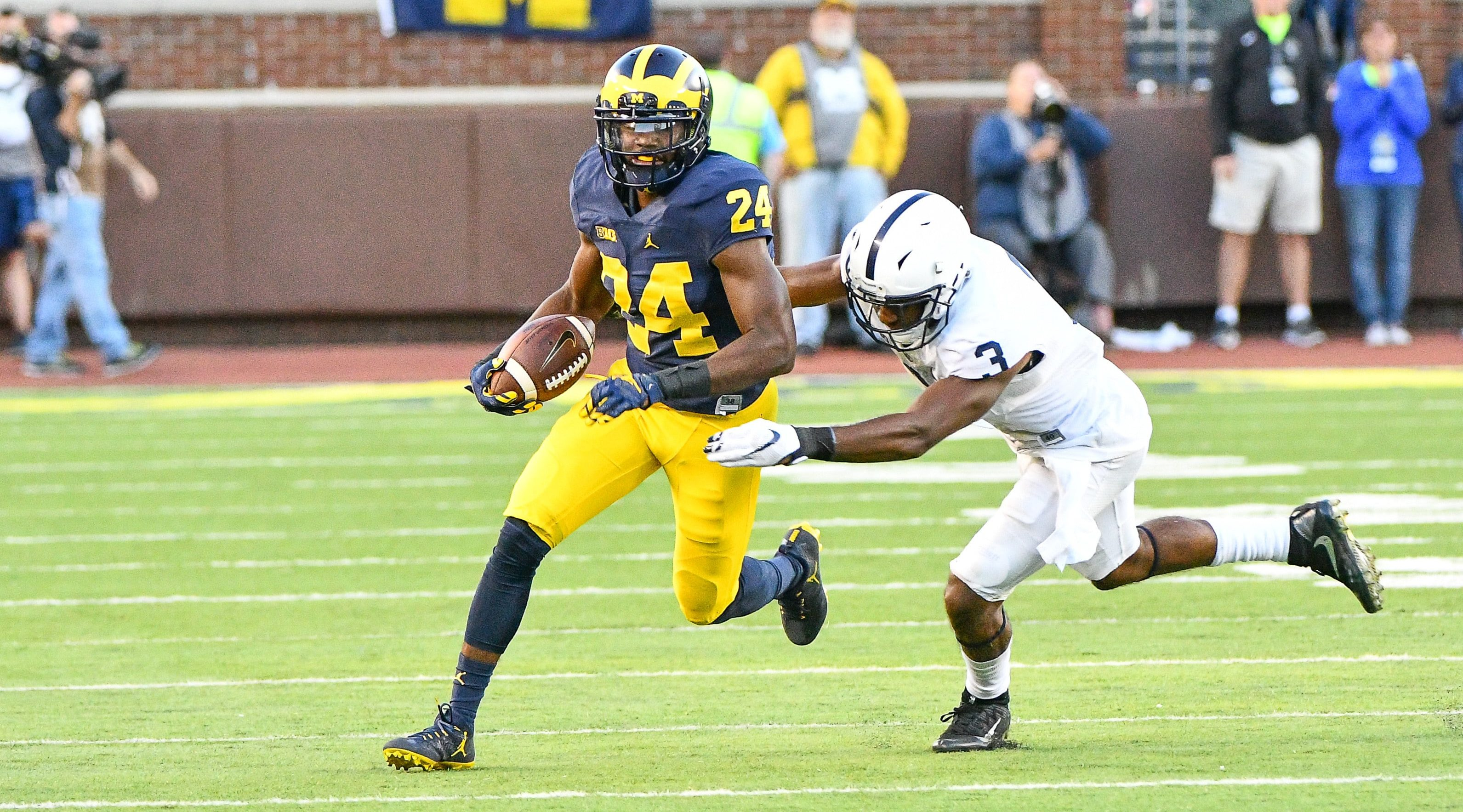 Takeaways from Michigan Football's win over Florida