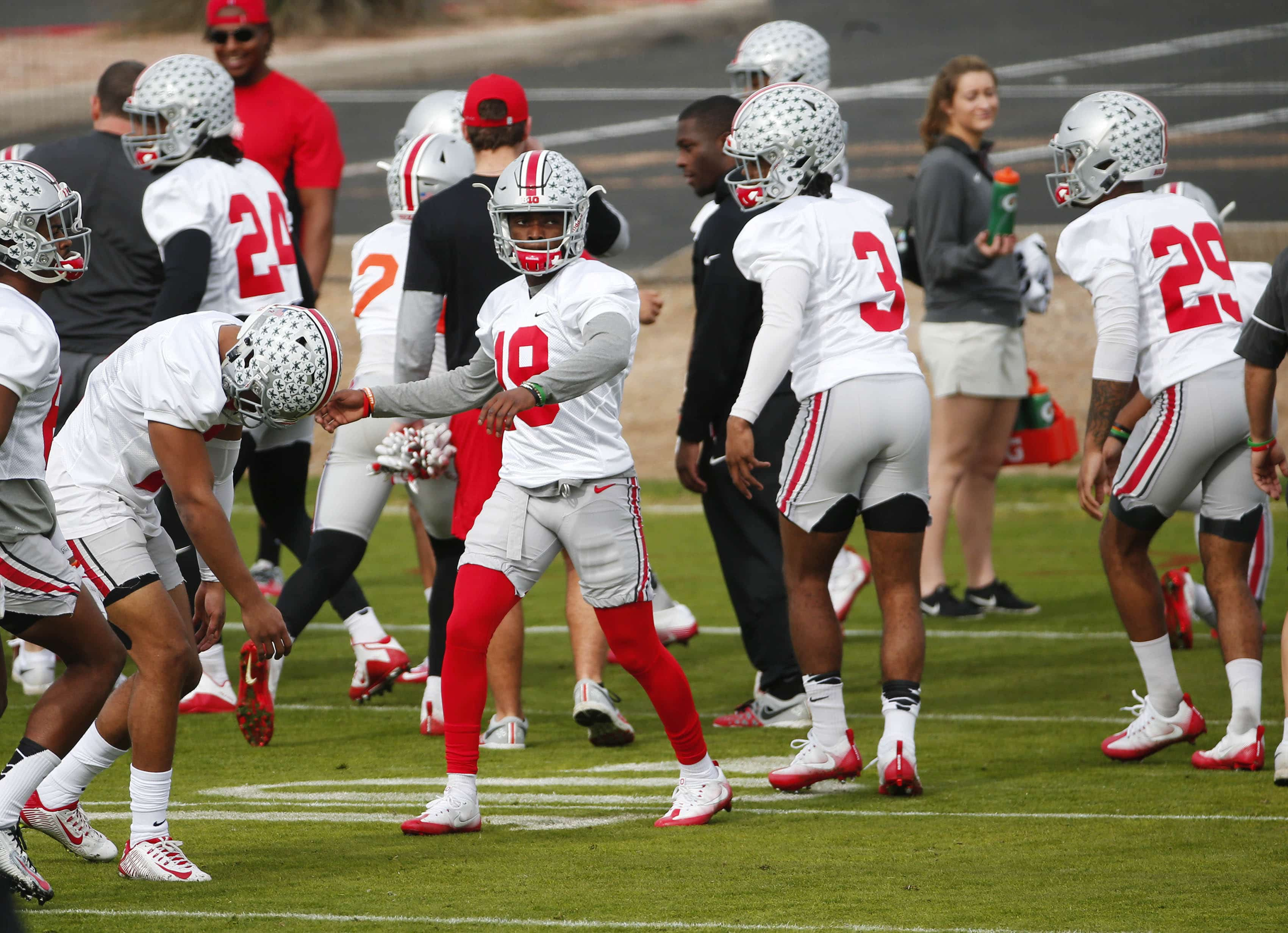 IU Notebook: What will Wilson's offense look like at Ohio State?