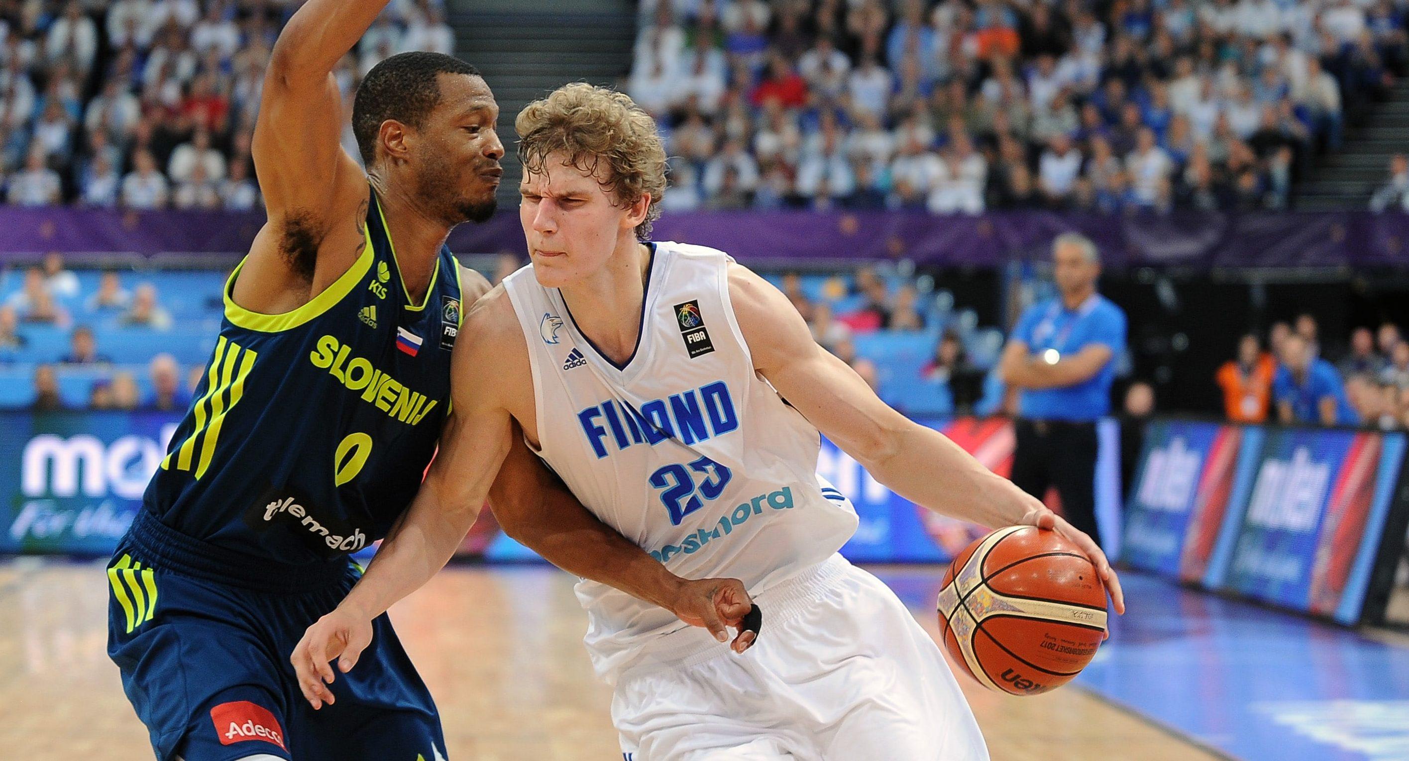 Lauri Markkanen injured in EuroBasket, will play in next game