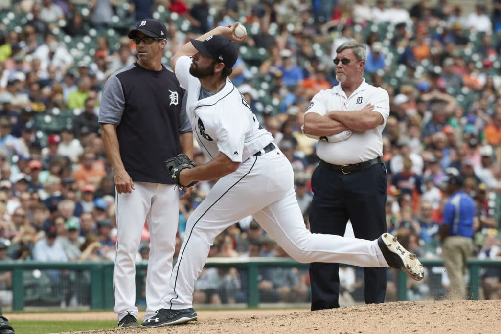 Tigers pitcher Michael Fulmer (elbow) to miss remainder of season