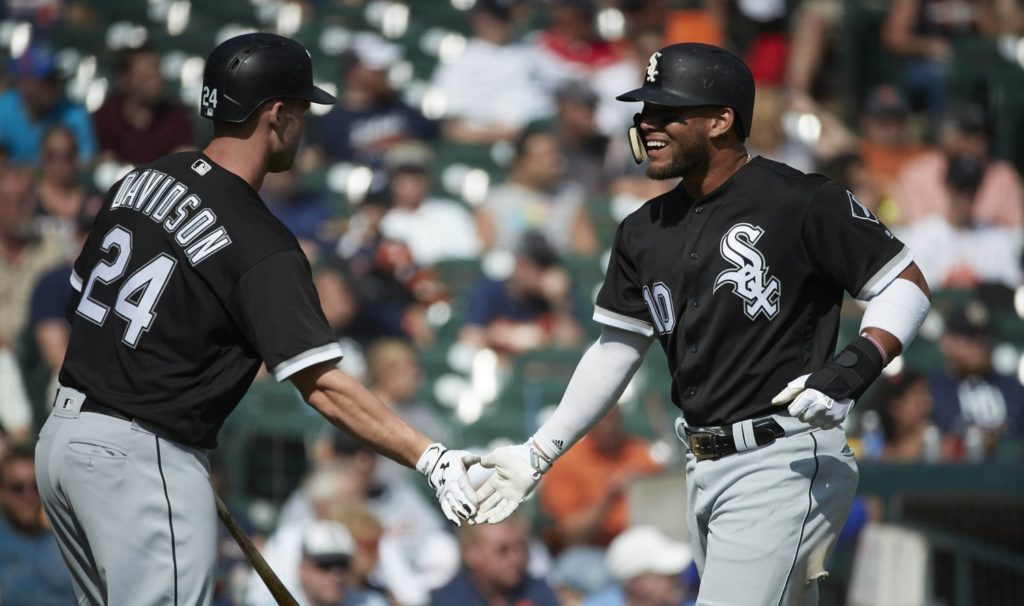 White Sox win first season series vs. Tigers since 2008