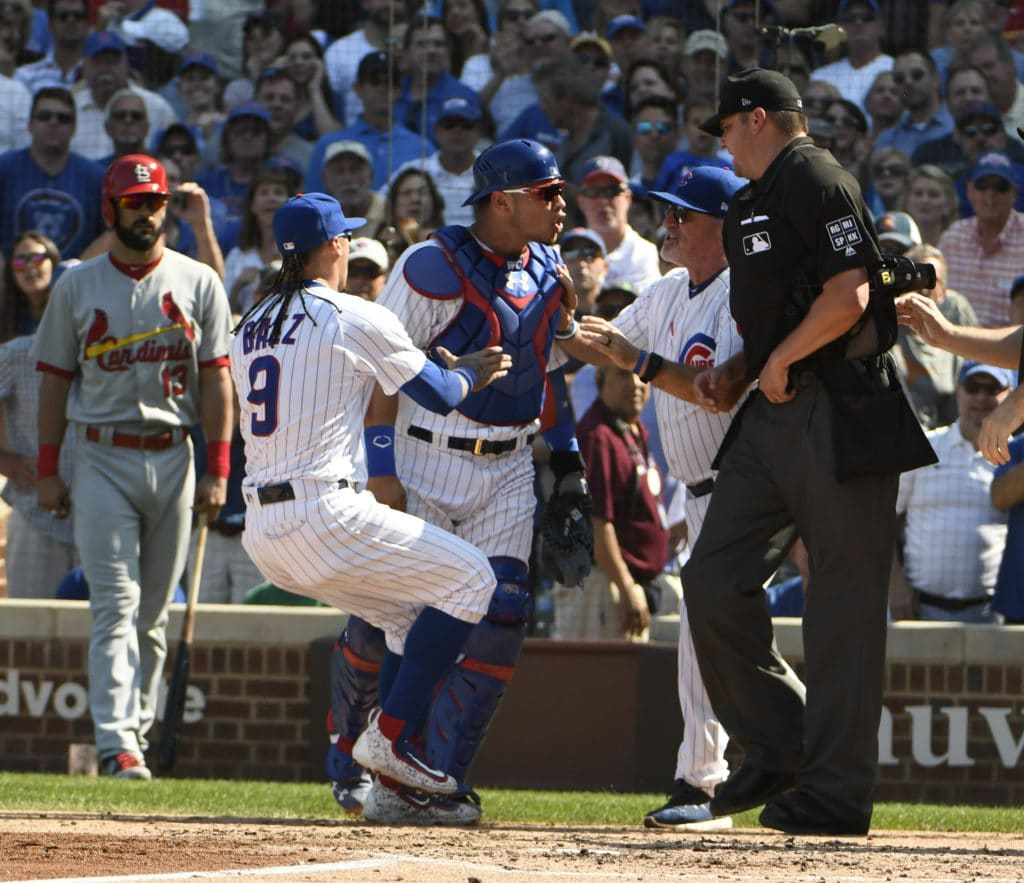Levine: Cubs Show Mettle In Rallying For Big Win After Ejections