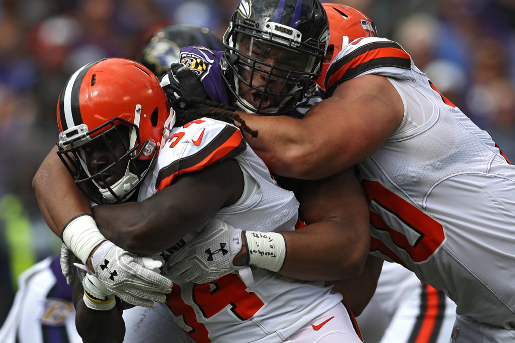 Feed the Crow? Browns running back Crowell starving for the football