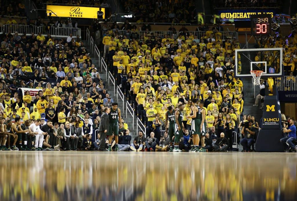 Michigan State vs. Michigan
