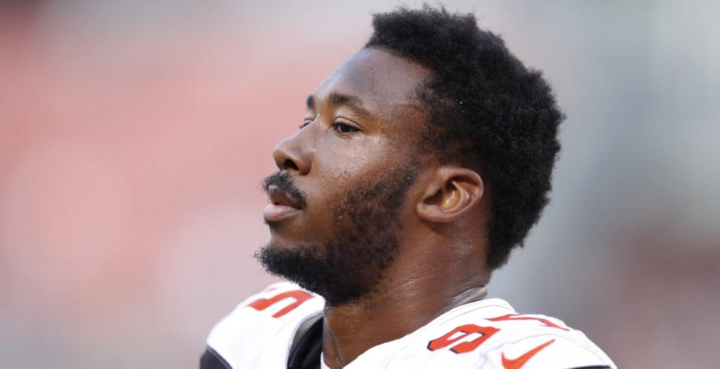 Hue Jackson says Kenny Britt needs to be better