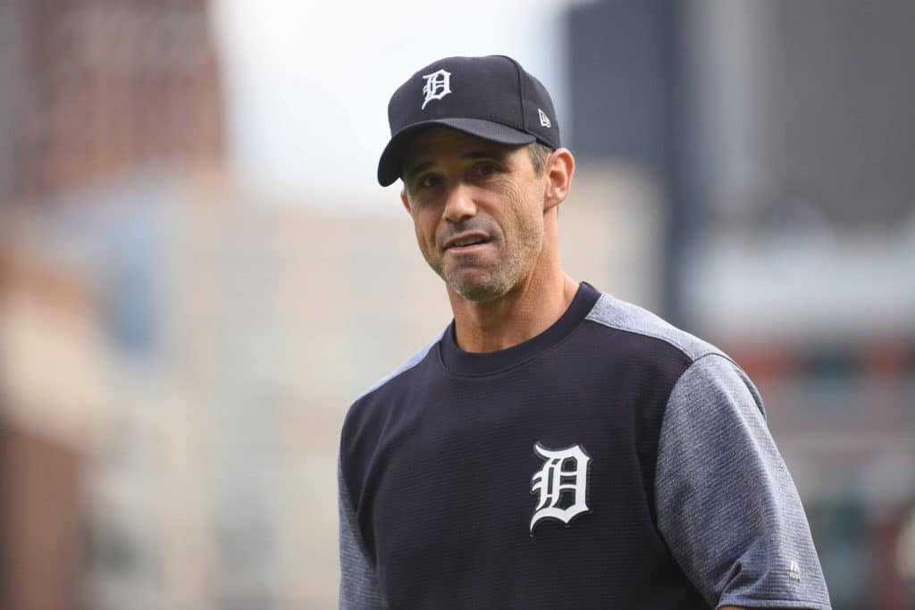 Brad Ausmus feeds us a bunch of BS one last time…we hope