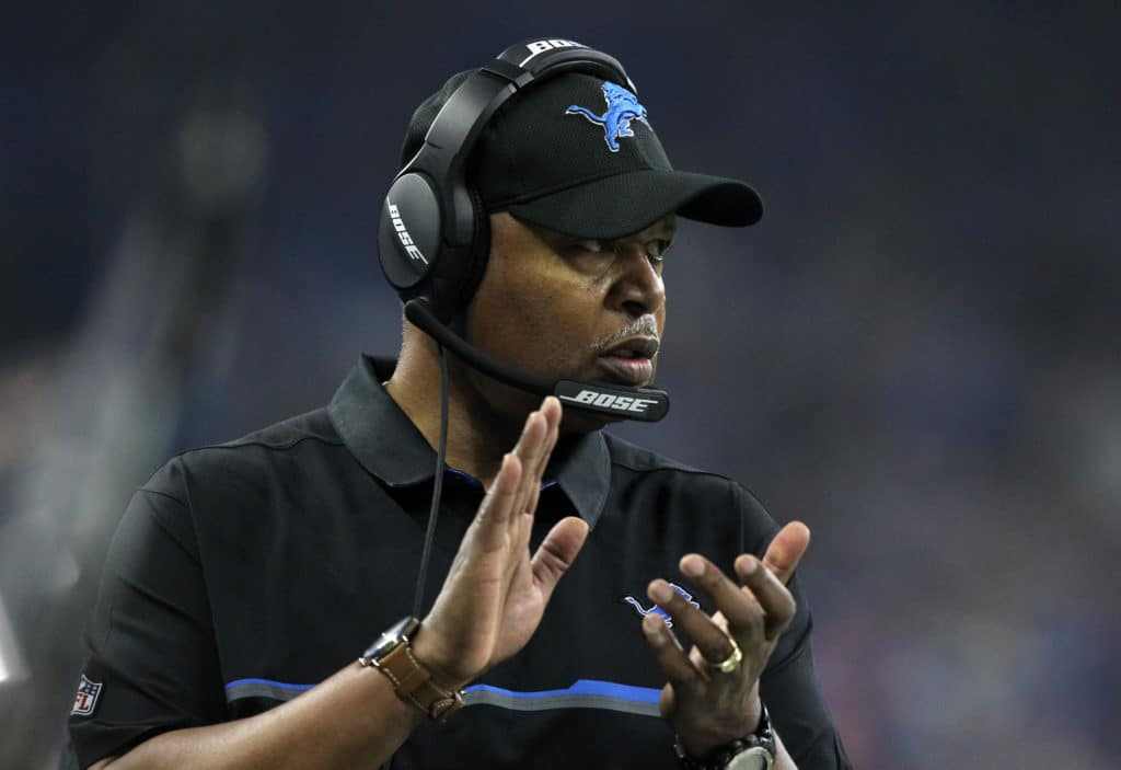 The Detroit Lions Got Hosed In Spectacular Fashion By The NFL